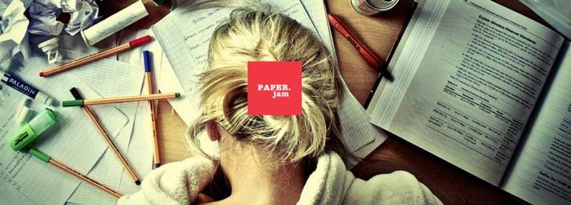 Samenwerking met Paper Jam Scriptiebegeleiding